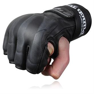 PunchTown KARPAL eX mk II Black Pro MMA Gloves